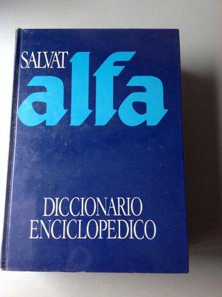 DICCIONARIO ENCICLOPEDICO SALVAT