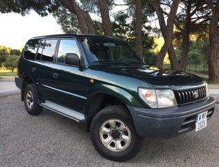 Toyota Land Cruiser 90 1998