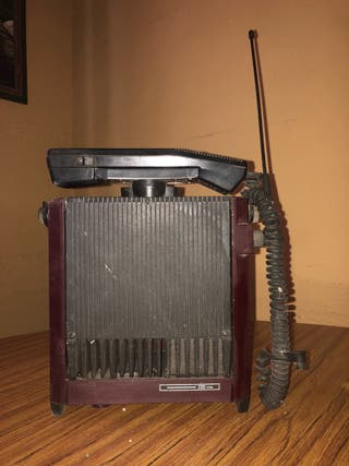 Teléfono antiguo ALCATEL.