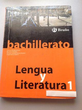 1°BACHILLER LENGUA Y LITERATURA