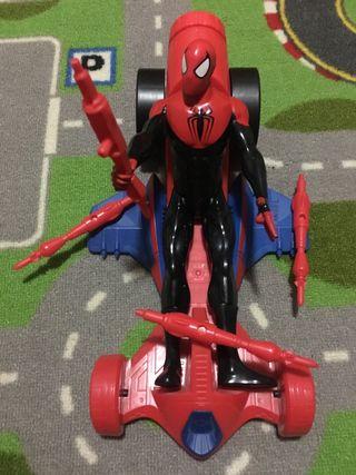 Spiderman coche