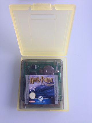 Harey Potter GBC