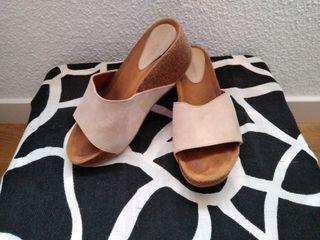 Zapatos para mujer con plataforma de segunda mano en la provincia de ... 1d4165f656623