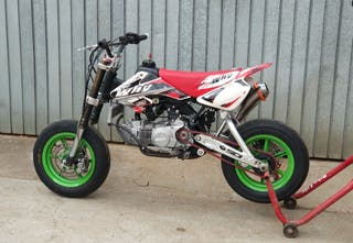 pitbike imr 160