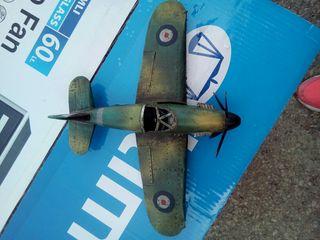 Avión juguete