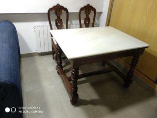 Mesa antigua cocina de segunda mano en la provincia de Valencia en ...