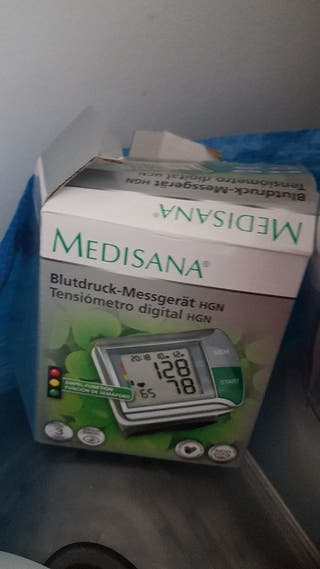 tensiometro digital de muñeca tension arterial