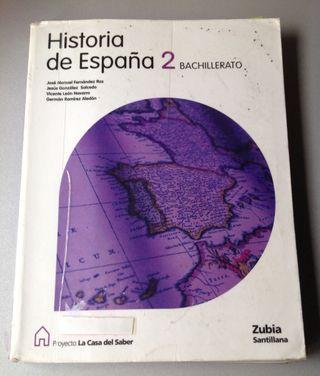 HISTORIA 1°BACHILLER CASTELLAN
