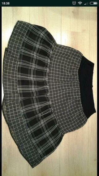 minifalda talla 40