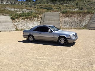 Mercedes-benz w124 220 Ce 1996