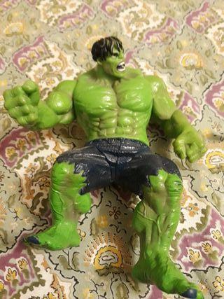 Muñeco Hulk (La masa)