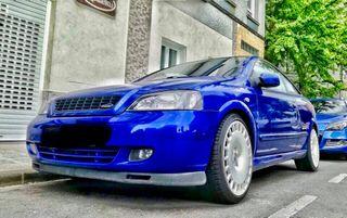 Opel Astra Coupe 2.0 16V Turbo
