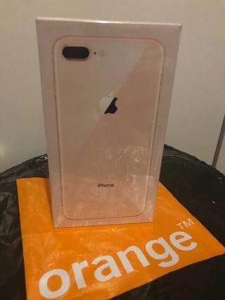 Iphone 8 plus nuevo 256gb