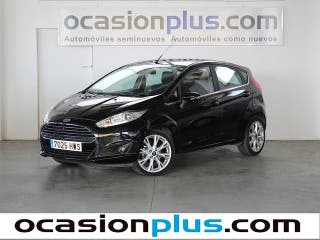 Ford Fiesta 1.0 Ecoboost Titanium Powershift 74 kW (100 CV)