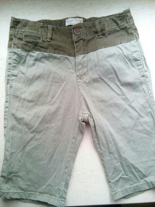 Bermudas/pantalón corto Zara boys 9/10 años