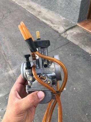 Carburador gas gas keihin
