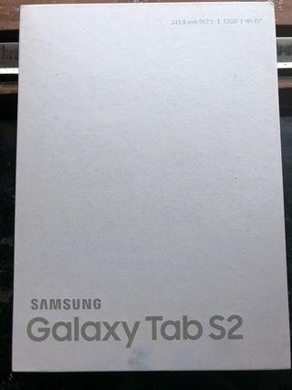 Tablet Samsung galaxy S2 precintada