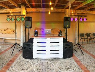 Discoteca móvil para eventos