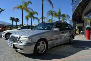 Mercedes-Benz Clase C 240 ranchera solo 35.000km!!