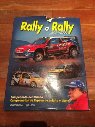 libro rally a rally 2004 2005