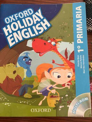 Textos Escolares inglés primero de primaria