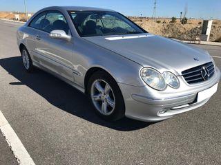 Mercedes-Benz CLK 200 komp avangarde nacional