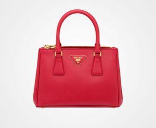Prada Bag 33cm Red