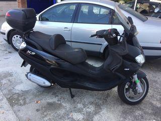 Moto Piaggio X9 125 Evolution