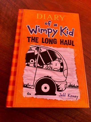 Diary of a Wimpy Kid/El Diario de Greg