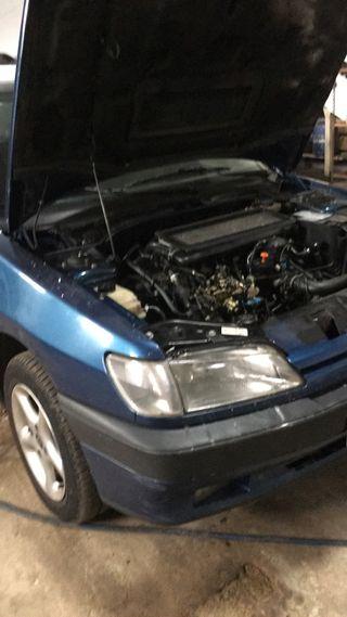 Peugeot 306 turbo diésel