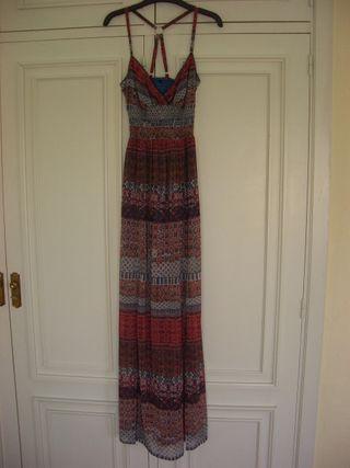 vestido largo de verano, NUEVO (talla 38/40)