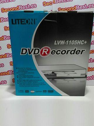 Reproductor y grabador DVD LVW-1105HC+ nuevo