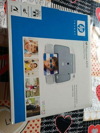 Impresora HP Photosmart A310