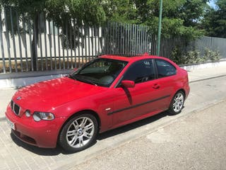 bmw 320 td compact Paquete M automatic
