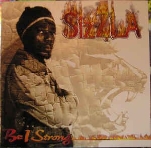 cd sizzla-be I strong