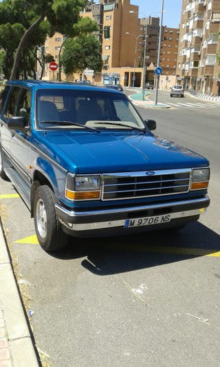 Ford explorer 4.0L americano