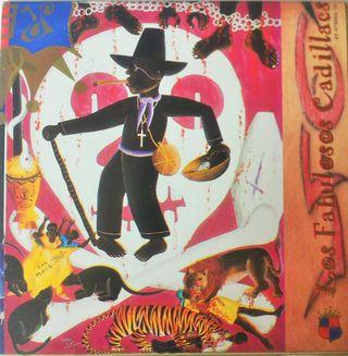 CD LOS FABULOSOS CADILLACS-EL REY AZUCAR