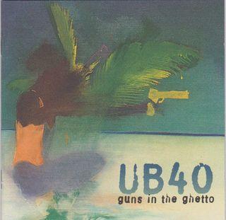 cd UB40 Guns In The Ghetto