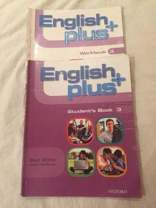 Libro escolar (INGLÉS)