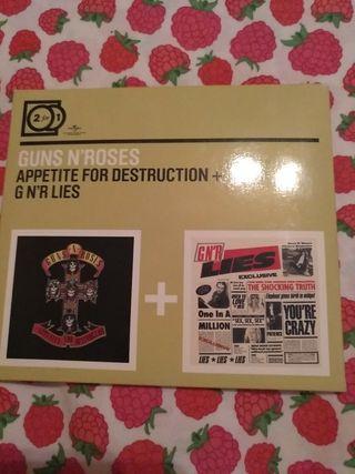 CD Guns N' Roses