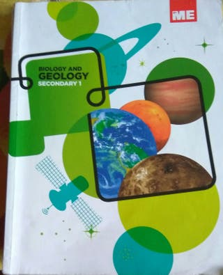 libro biology secondary 1,