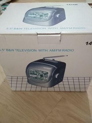 tv con radio