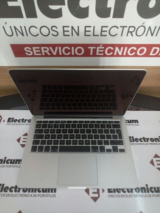 Macbook Pro retina 13 i7 16GB 480GB SSD