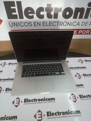 Macbook Pro retina 15 i7 16GB 960GB SSD