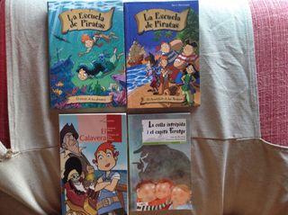 Libros de aventuras