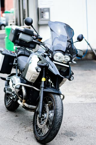 BMW R1200GS Triple Black Limited Edition