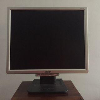Pantalla ordenador LCD