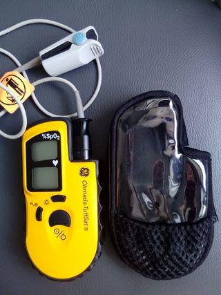 Oximetro pulsometro médico profesional