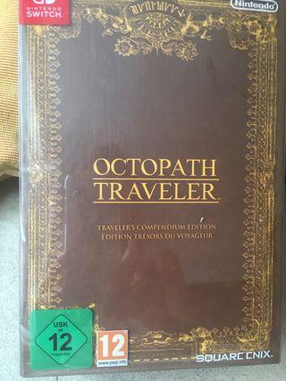 Juego OCTOPHA TRAVELER