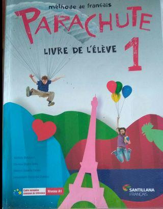 libro francés parachute 1 ESO
